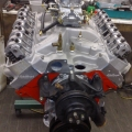 390 FE Ford engine