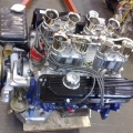 Ford 428 FE engine