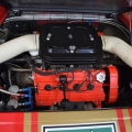 Ferrari 308 GT4 engine installed